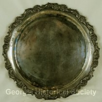 Image of A-0996-001 - Plate, Commemorative