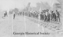 Image of Central of Georgia Railway Records, Engineering Department, Photographic Al - Print, Photographic