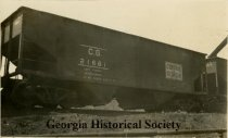 Image of Central of Georgia Railway Records, Engineering Department, Photographs - Print, Photographic