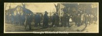 Image of E.A. Speer photographs of John B. Gordon funeral procession - Print, Photographic