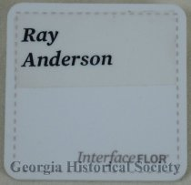 Image of A-2603-118 - Nametag