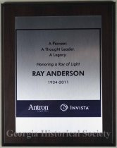 Image of A-2603-194 - Plaque, Award