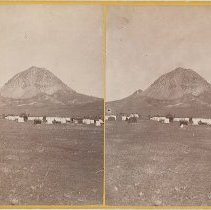 Image of Camp Sturgis, Bear Butte - 0001.384.001