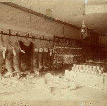 Image of Zoeckler Brothers Meat Market Interior - 0070.011.001