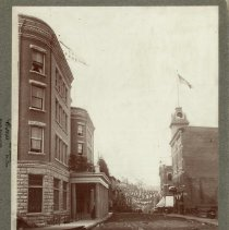 "Image of ""The Franklin Hotel, Main Street, Deadwood, S.D."" - 0070.016.001"
