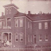 Image of St. Edward's Academy - 1880s