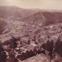 Image of Overview of Deadwood - 1900s