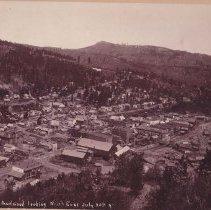 Image of View of Deadwood Looking Northeast - 1880s