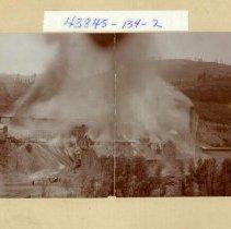 Image of Golden Reward Mine Chlorination Works Fire - 1898