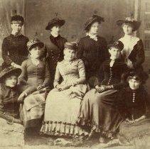 Image of Deadwood Women - 1880s-1900s