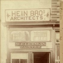 Image of Hein Brothers and W.E. Leeman Building - 1888-1907