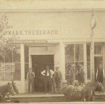 Image of Hermann, Treber & Co. Building - 1870s-1880s
