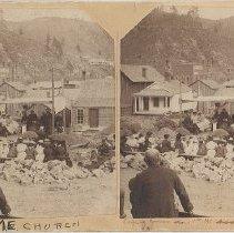 Image of First Methodist Church, Deadwood - 1884
