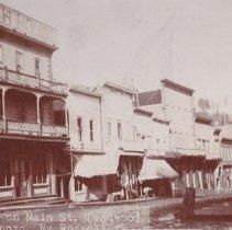 Image of Main Street - Deadwood - 1877-1879