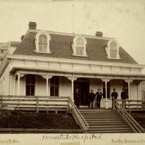 Image of First Homestake Hospital - 0070.266.001