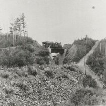 Image of Elkhorn Railroad, Burlington Crossing - 0070.331.001