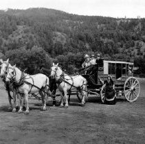 Image of Deadwood- Spearfish Stagecoach, Days of '76 Celebration - 0074.193.001