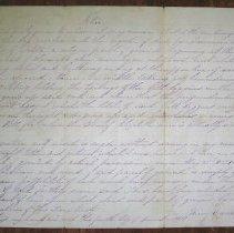 Image of Mining Claim - June 4, 1877