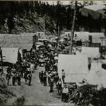 Image of Main Street, Deadwood - 1875-1880