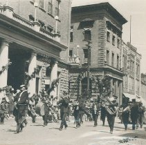 Image of Parade on Deadwood Main Street - 0003.460.001