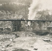 Image of Trestle at Fantail Gulch - 0003.991.001