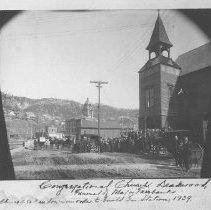 Image of Congregational Church, Deadwood - 0093.012.001