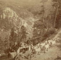 Image of Deadwood-Spearfish Stagecoach - 0000.033.001