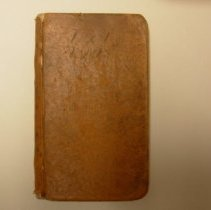 Image of Cemetery Burial and Account Book of Charles H. Robinson - 1910-1918