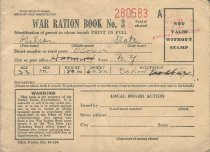 Image of World War II ration books - United States Office of Price Administration