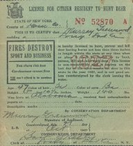 Image of [Guide, hunting, and fishing licenses] - Greenwood, Murray
