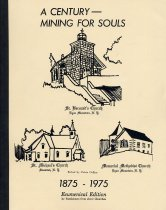 Image of A Century mining for souls 1875-1975 -