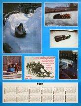 Image of 1978 World Bobsled Championship: Mt. Van Hoevenburg Bobrun, February 4-5, 11-12 [graphic] -