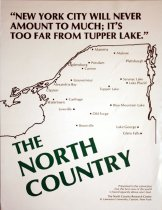 "Image of ""New York City Will Never Amount to Much; It's Too Far from Tupper Lake"" ; The North Country - North Country Research Center"