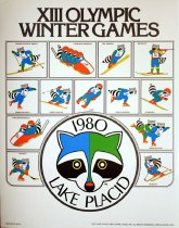 Image of XIII Olympic Winter Game [graphic] -