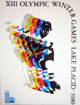 Image of XIII Olympic Winter Games - Lake Placid - 1980 [graphic] -