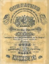 Image of [Lord's Prayer] - Claussen, Hermann