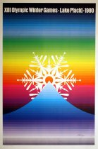 Image of XIII Olympic Winter Games - Lake Placid - 1980 [graphic] - Whitney, Robert W.