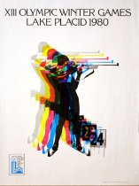 Image of XIII Olympic Winter Games Lake Placid 1980 [graphic] -