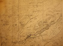 Image of [Topographic Map of the Town of Webb, Herkimer County, New York] -