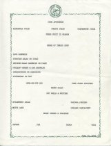 Image of [Higby Club: Lunch menu] - Higby Club (Big Moose, N.Y.)
