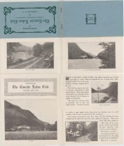 Image of Adirondacks : The Cascade Lakes Club : Cascade Adirondack Corporation : Cascade, N.Y. - Cascade Adirondack Corporation