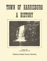 Image of Town of Harrisburg a history - Bernat, Madelene Mosher