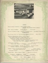 Image of [Hollywood Hills Hotel : Dinner Menu] - Hollywood Hills Hotel (Old Forge, N.Y.)