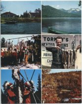 Image of Tormey's Lakeside Cottages : On the beautiful Rainbow Kushaqua chain of lakes - Tormey's (Onchiota, N.Y.)