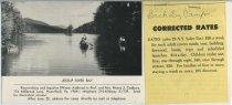 Image of 1967 Greetings to Back Log Campers... Old and New - Back Log Camp (Sabael, N.Y.)