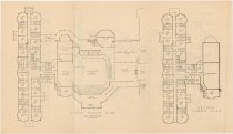 Image of [Floor plans for the Agora at the Lake Placid Club] - Lake Placid Club