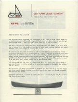 Image of News from Old Town - Old Town Canoe Company