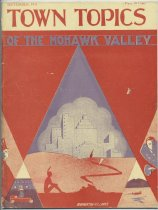 Image of Town Topics of the Mohawk Valley -