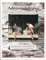 Image of I Love New York : Adirondack Region : 1996 Accommodations & Camping Guide - Adirondack Regional Tourism Council