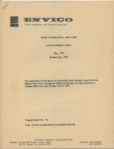 Image of Town of Brighton, New York : Land Capability Plan - ENVICO (Firm)